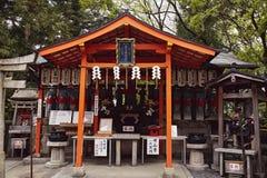 Fushimi Inari Taisha Schrein in Kyoto, Japan lizenzfreie stockfotos