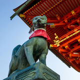 Fushimi Inari Taisha Shrine  Japan Royalty Free Stock Photography