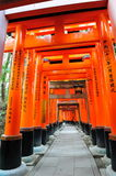 Fushimi Inari Taisha Shrine in Kyoto Stock Images