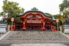 Fushimi Inari Taisha Shrine in Kyoto Stock Images