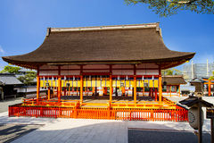 Fushimi Inari Taisha Shrine - Kyoto Stock Photos