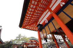 Fushimi Inari Taisha Shrine Royalty Free Stock Photography