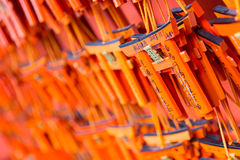 Fushimi Inari Taisha Shrine in Kyoto, Japan. Stock Photo
