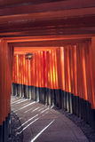 Fushimi Inari Taisha Shrine in Kyoto Japan Royalty Free Stock Photos