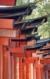 Fushimi Inari Taisha Shrine in Kyoto Japan Stock Image