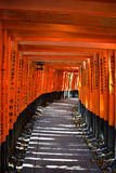 Fushimi Inari Taisha Shrine in Kyoto, Japan Royalty Free Stock Photography