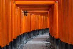Fushimi Inari Taisha Royalty Free Stock Photos