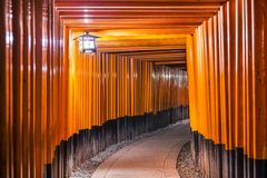 Fushimi Inari Taisha Royalty Free Stock Photo