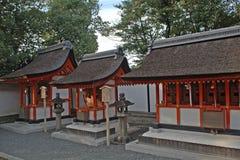 Fushimi Inari Temple, Kyoto, Japan Stock Image