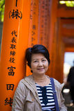 Fushimi Inari royalty free stock images