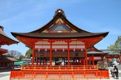 fushimiinari Arkivbild