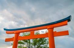 Fushimiinari Taisha ShrineTemple in Kyoto, Japan. Royalty Free Stock Images