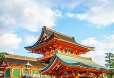 .Fushimiinari Taisha ShrineTemple in Kyoto, Japan Stock Photography