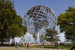 Fushingsweiden Corona Park, Queens (New York) Royalty-vrije Stock Afbeelding