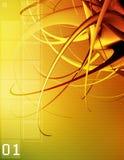 fusión 3D ilustración del vector