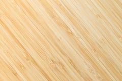 Fusión superficial de bambú para el fondo, panelin de madera del marrón de la visión superior fotografía de archivo libre de regalías