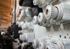 Fusibili elettrici Fotografia Stock Libera da Diritti