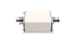 Fusible de circuit électrique Photo stock