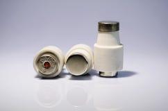 Fusibles électriques classiques Image stock