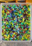 Fusibles autos de la cuchilla Imágenes de archivo libres de regalías