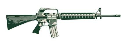 Fusil Image libre de droits