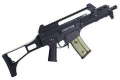 Fusil d'assaut semi-automatique d'isolement photographie stock libre de droits