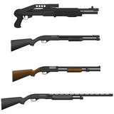 Fusil de chasse Images stock
