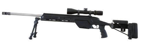 Fusil de tireur isolé Photographie stock