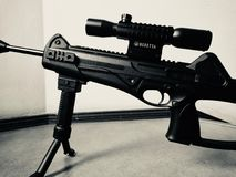 Fusil de tireur isolé de Beretta photos libres de droits