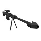 Fusil de tireur isolé de Barett Photographie stock libre de droits