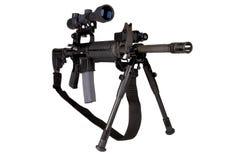 Fusil militaire Photographie stock libre de droits