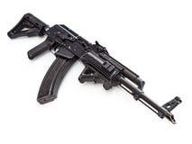 Fusil sur commande tactique d'AK-47 Photographie stock