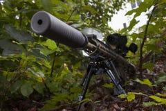 Fusil tranquille Photographie stock libre de droits