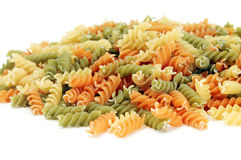 Fusilli Stock Photo