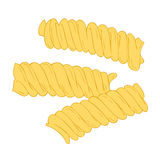 Fusilli. Stock Photos