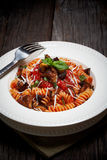 Fusilli norma Royalty Free Stock Photos