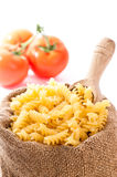 Fusilli Pasta Stock Photos