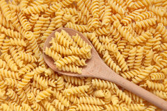 Fusilli Pasta Royalty Free Stock Photo