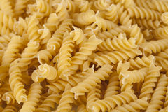 Fusilli pastas Royalty Free Stock Photos