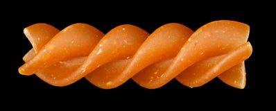 Fusilli tomato pasta Stock Photos