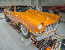 Fusion Bomb, a 1972 Chevrolet Vega Stock Image