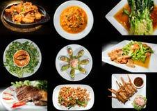 Fusion food royalty free stock photos