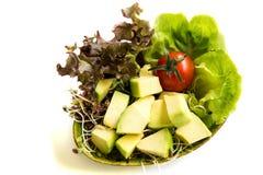 Fusion Food Stock Image