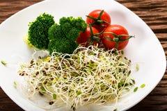 Fusion Food Stock Photos