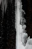 Fusione del ghiaccio Fotografia Stock Libera da Diritti