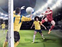 FUSSBALL (3) Lizenzfreie Stockfotos