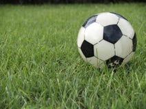 FUSSBALL-KUGEL Lizenzfreies Stockfoto