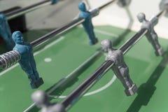 Fussball spelare Royaltyfri Foto