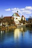 Fussen, Bavaria, Germany Royalty Free Stock Photo