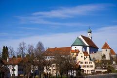 Fussen castle Royalty Free Stock Photos